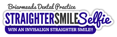 Invisalign Straighter Smile Selfie Leicester